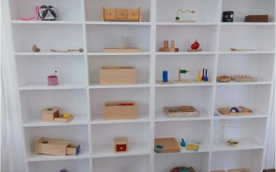Introducción a la Pedagogía Montessori de 0 a 3 años